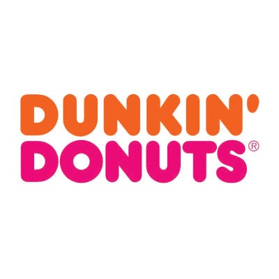 Custom dunkin donuts logo iron on transfers (Decal Sticker) No.100420